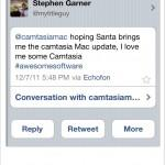 Hook a brother up Santa!